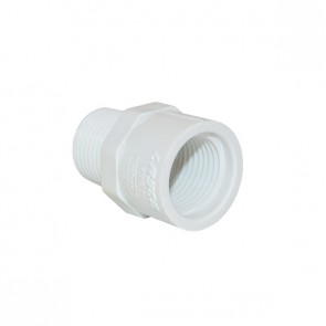 "1/2"" Schedule 40 Threaded Reducing Bushing - FPT End"