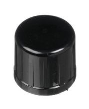 "1-1/2"" Black Sch 40 PVC Cap - Socket (447-015B)"