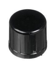 "1-1/2"" Black Sch 40 PVC Cap - Socket (447-015B)"