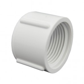 "3/4"" Sch 40 PVC Cap - FPT Threaded 448-007"