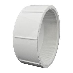 "5"" Sch 40 PVC Cap FPT Threaded 448-050"