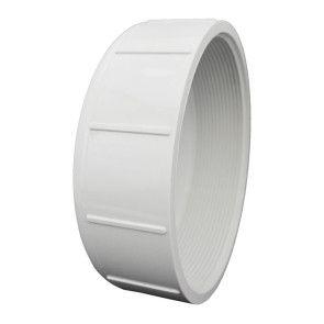 "10"" Sch 40 PVC Cap FPT Threaded 448-100F"