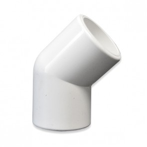 1/2 inch 45 Degree Elbow Fitting