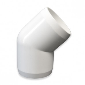 1-1/4 inch 45-Degree Elbow Fitting