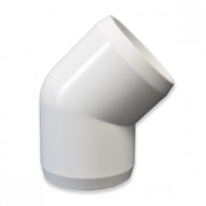 1-1/2 inch Size 45-Elbow Furniture Fitting