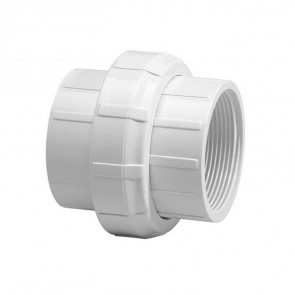 "1-1/2"" Sch 40 PVC Union - Threaded Ends"