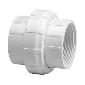 "3"" Sch 40 PVC Union - Threaded"