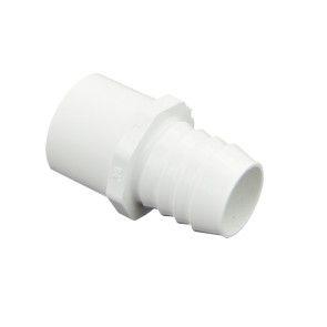 """1-1/4"""" Sch 40 PVC Insert Adapter"""