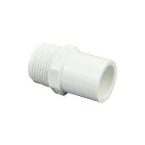 "3/4"" Sch 40 PVC Male Adapter"