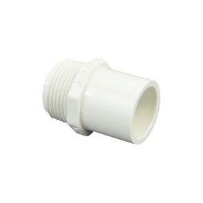 "1"" Sch 40 PVC Male Adapter"