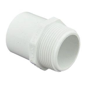 "1-1/4"" Sch 40 PVC Male Adapter"