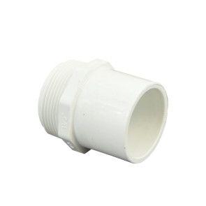"1-1/2"" Sch 40 PVC Male Adapter"