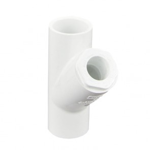 "1"" x 1/2"" Sch 40 PVC Reducing Wye"