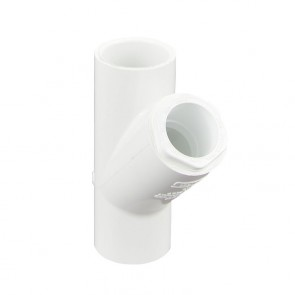 "1"" x 3/4"" Sch 40 PVC Reducing Wye"