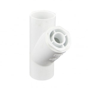 "1-1/2"" x 1/2"" Sch 40 PVC Reducing Wye"