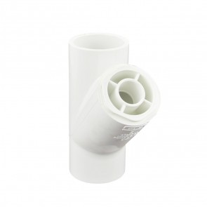 "2"" x 3/4"" Sch 40 PVC Reducing Wye"