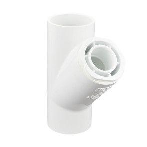 "2"" x 1"" Sch 40 PVC Reducing Wye"