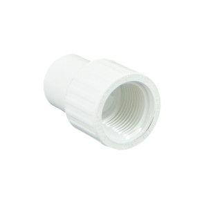 """3/4"""" Sch 40 PVC Spigot Female Adapter"""