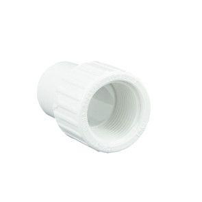 """1"""" Sch 40 PVC Spigot Female Adapter"""