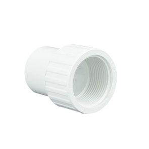 """1-1/4"""" Sch 40 PVC Spigot Female Adapter"""