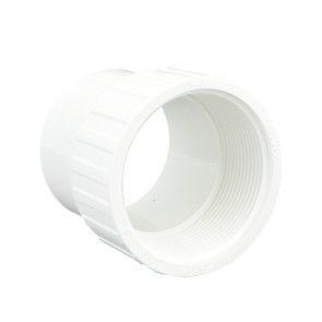 """3"""" Sch 40 PVC Spigot Female Adapter"""