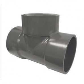 Sch 80 PVC Reducing Tee