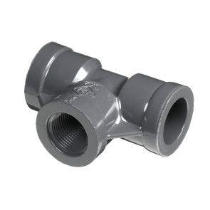 Sch 80 PVC Tee