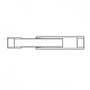 "8"" DWV PVC Large Diameter Expansion Joint 826-080X6"