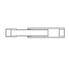 "14"" DWV PVC Large Diameter Expansion Joint 826-140X6"