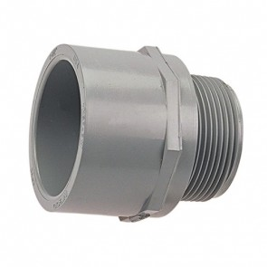 "8"" Schedule 80 CPVC Male Adapter 836-080CF"