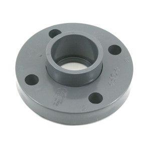 "1-1/4"" Sch 80 PVC Van Stone Slip Flange 854-012"