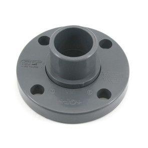 "1/2"" Sch 80 PVC Van Stone Spigot Flange 856-005"