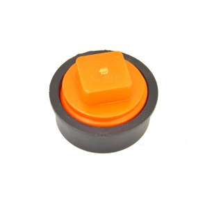 "2"" IPS Test-Tite Sch 40 DWV T-Cone Combo Cleanout Test Plug"