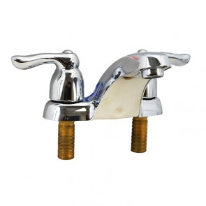 Moen M–BITION Chrome Two-Handle Lavatory Faucet