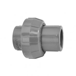 "1/2"" Sch 80 PVC Union (Slip x FIPT) 899-005"