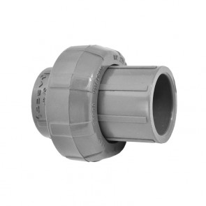 "1"" Sch 80 PVC Union (Slip x FIPT) 899-010"