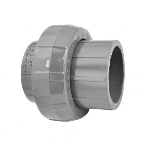 "1-1/2"" Sch 80 PVC Union (Slip x FIPT) 899-015"