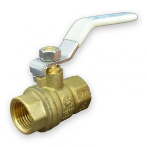 "1/2"" Apollo Brass Ball Valve - Threaded (94ALF-103-01A)"