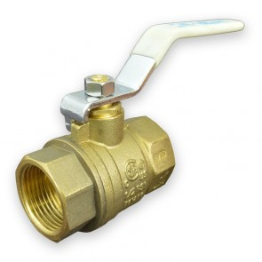 "1"" Apollo Brass Ball Valve - Threaded (94ALF-105-01A)"