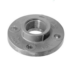 "1-1/4"" Schedule 80 CPVC FPT Flange 9852-012"