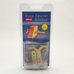hose faucet anchor package