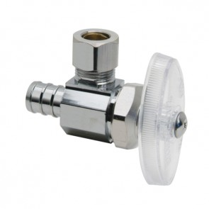 BrassCraft Multi-Turn Angle Stop Valve