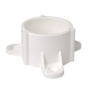 PVC Cap with Tabs
