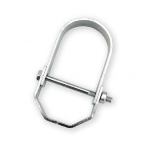 "1-1/2"" Electro Galvanized Light Duty Clevis Hanger (4200-0150EG)"