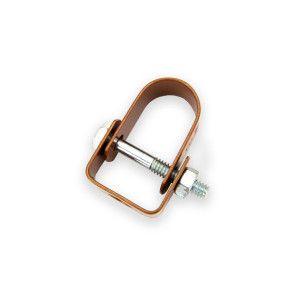 """1/2"""" Copper Epoxy Light Duty Clevis Hanger (4400-0050PC)"""