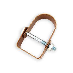 """1"""" Copper Epoxy Light Duty Clevis Hanger (4400-0100PC)"""