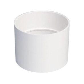 "1-1/4"" DWV PVC Coupling H x H D100-012"