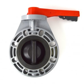 CPVC (Schedule 80) Butterfly Valves