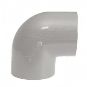 "3/8"" Schedule 80 CPVC 90 Elbow 9806-003"