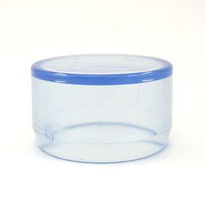 1-1/2 inch Clear PVC Cap